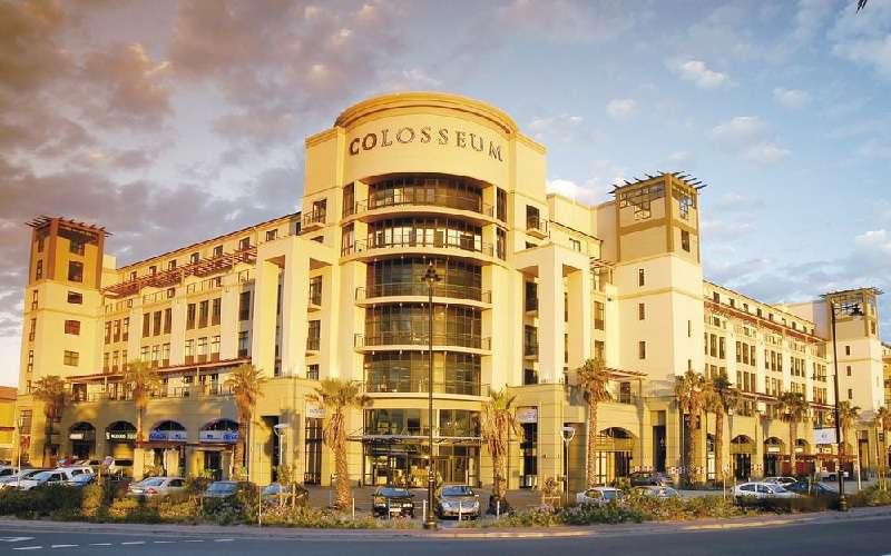 Colosseum Hotel Pretoria South Africa